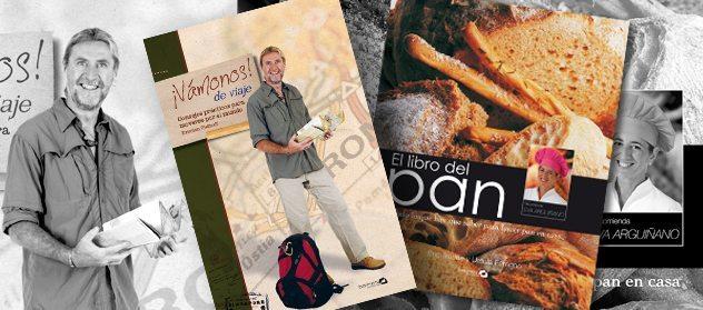 Vámonos de viaje y libro de pan