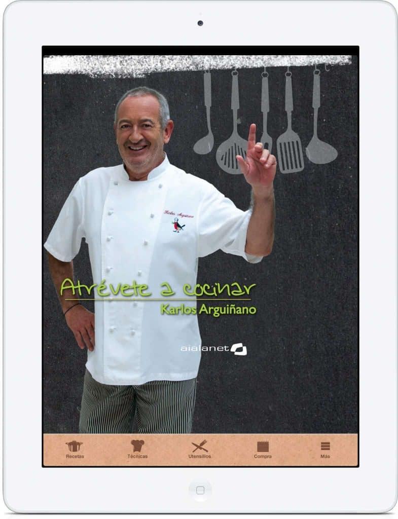 Karlos Arguiñano Atrévete a cocinar