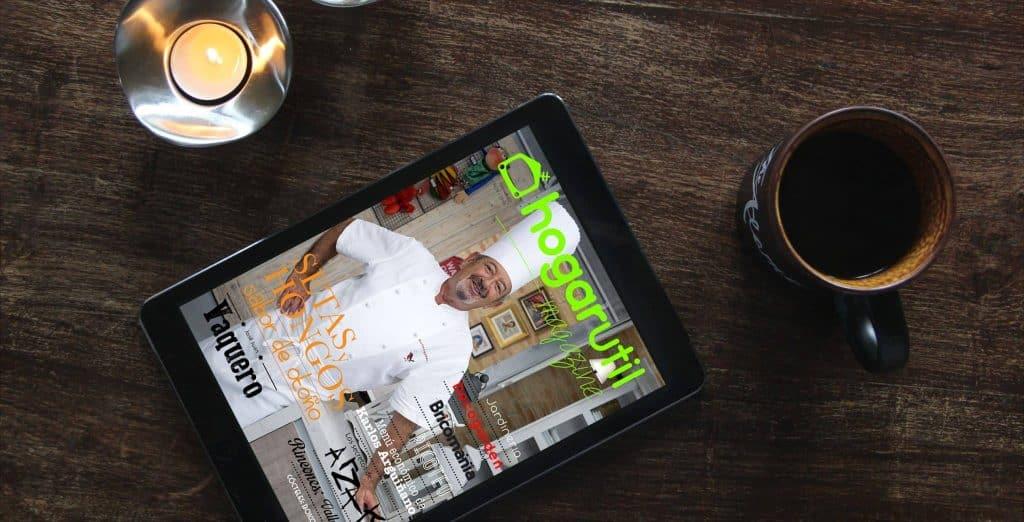 revista hogar últi