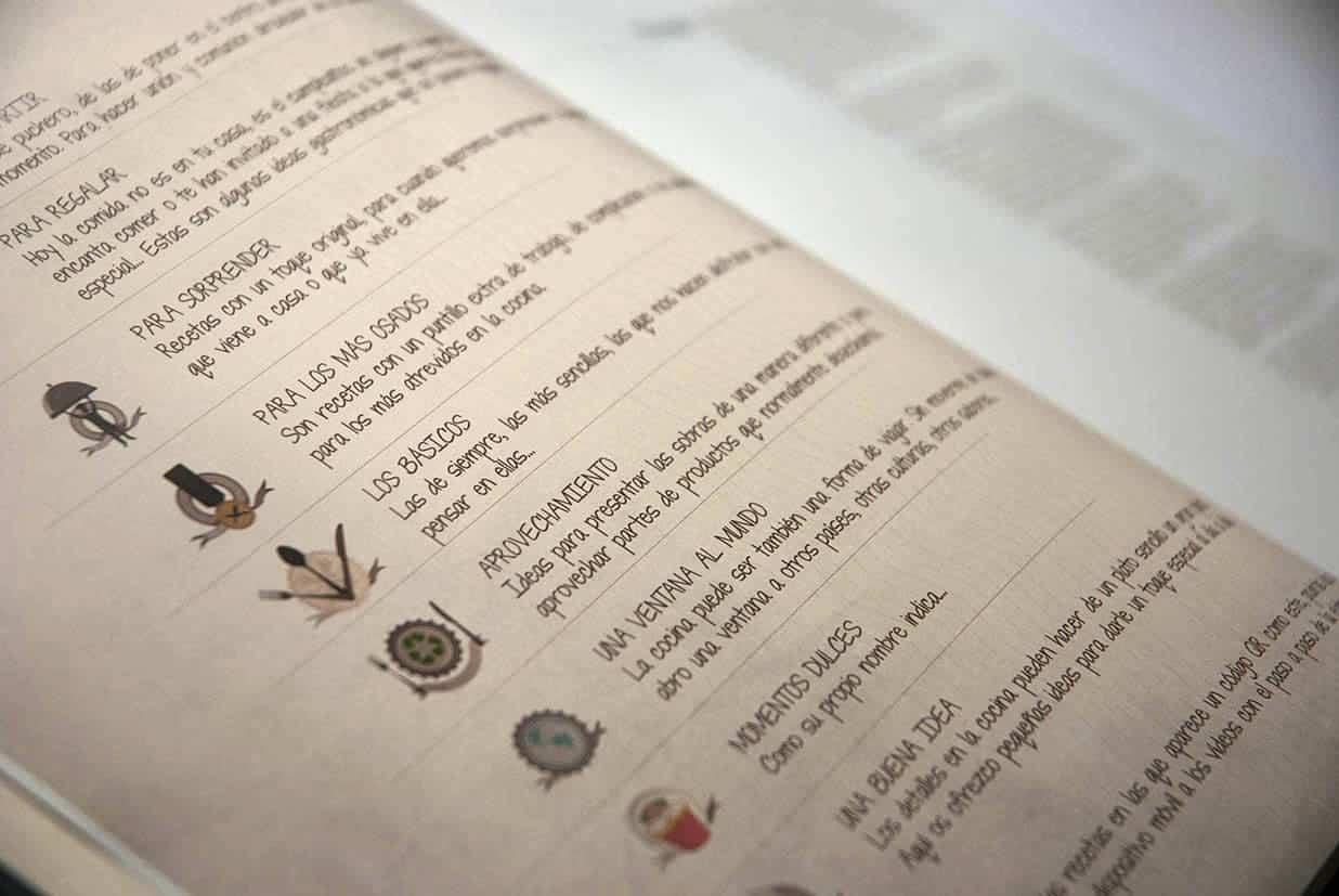 Diseño Editorial, Bruno Oteiza, página leyenda 2