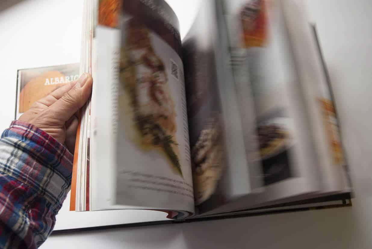 Diseño Editorial, Bruno Oteiza, páginas