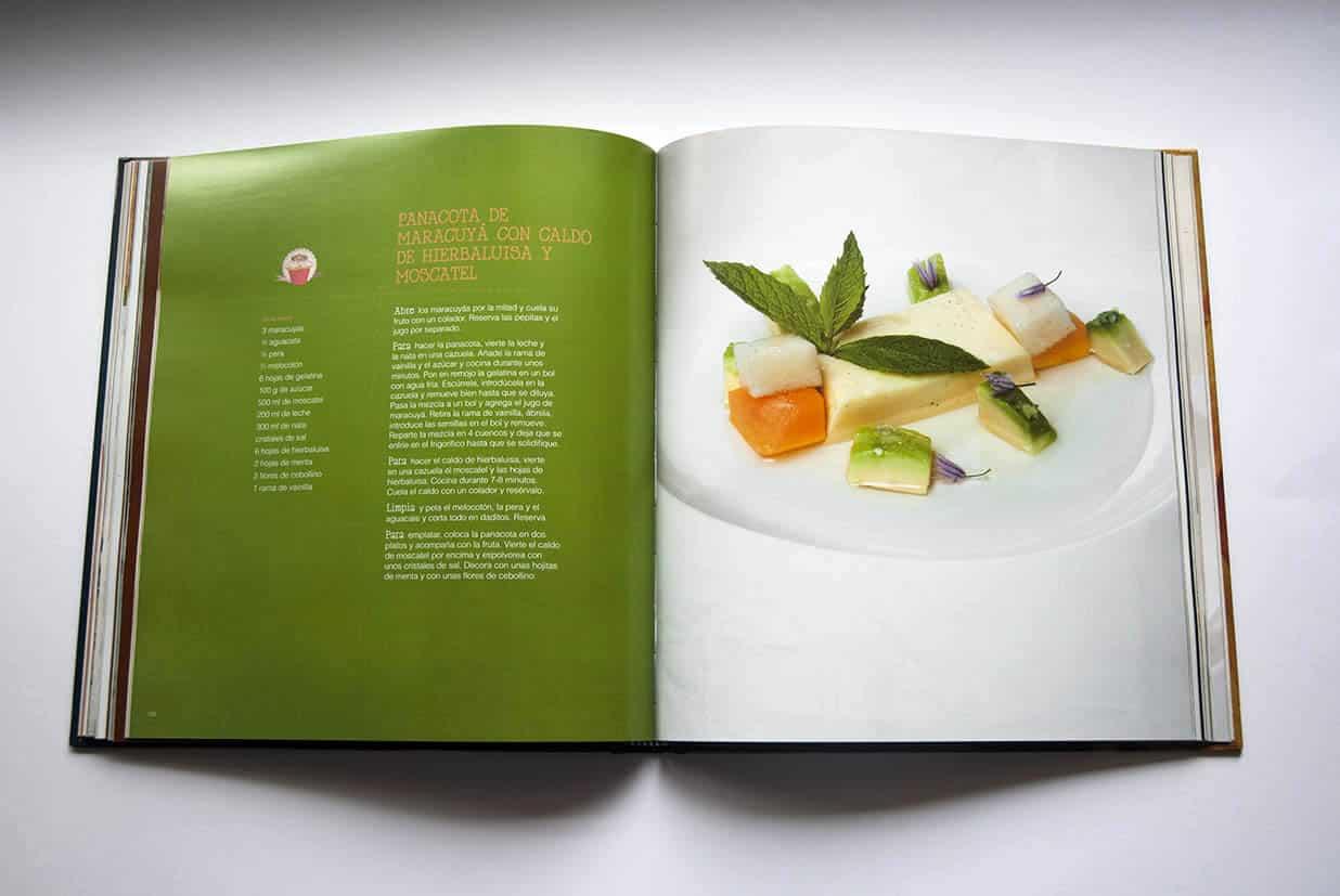 Diseño Editorial, Bruno Oteiza, Doble página