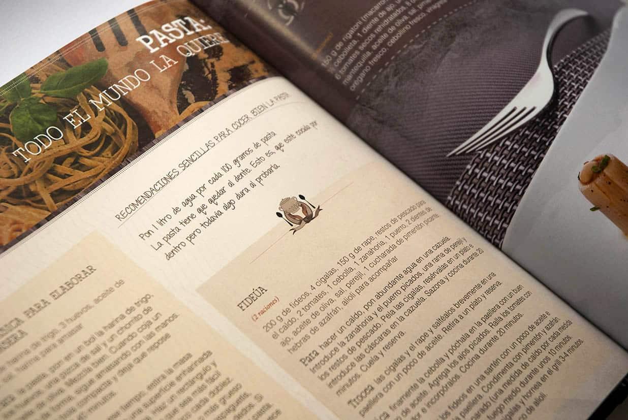 Diseño Editorial, Bruno Oteiza, Símbolos