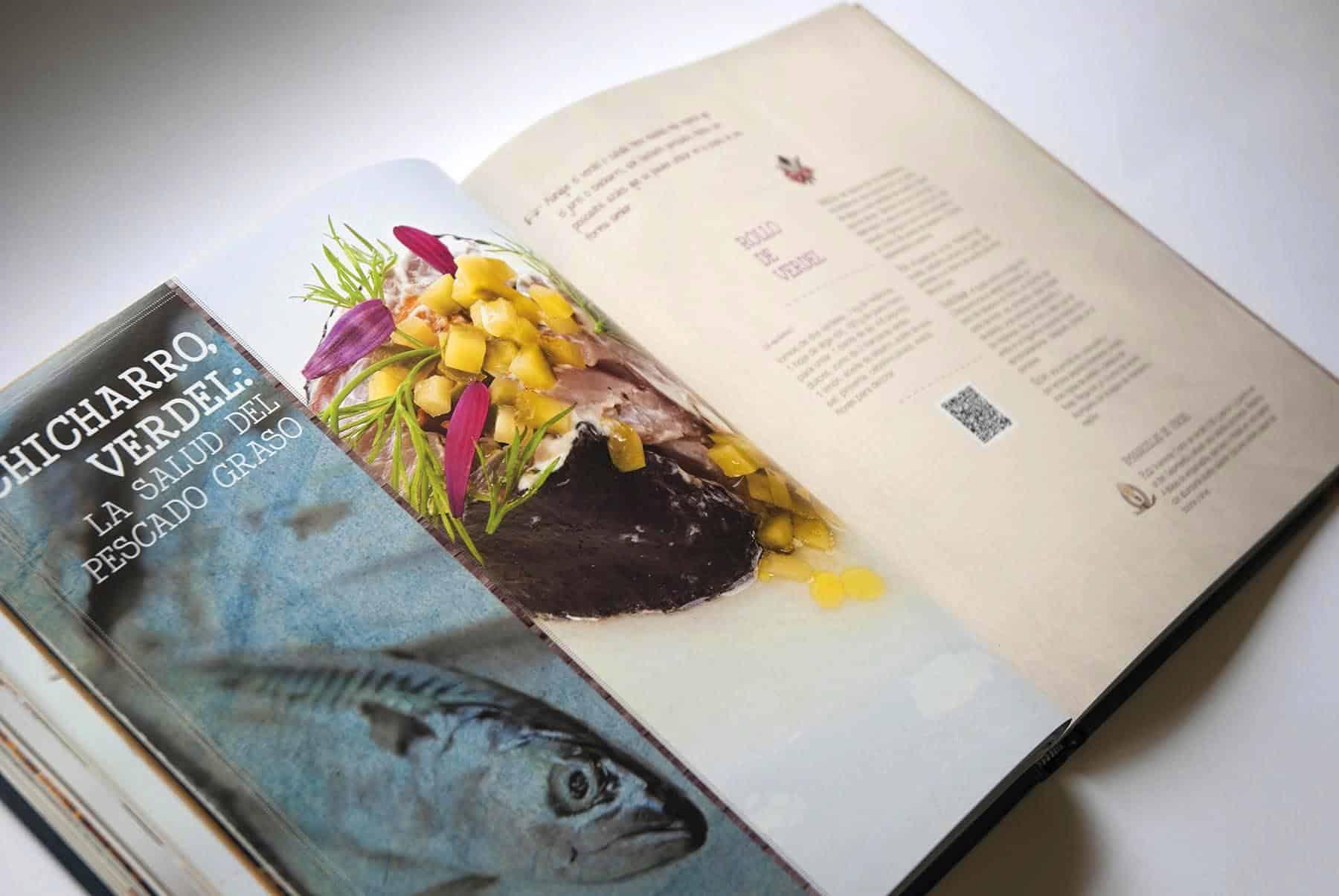 Diseño Editorial, Bruno Oteiza, interior