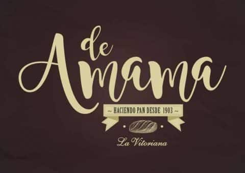 DeAmama, diseño de logotipo, imagen corporativa