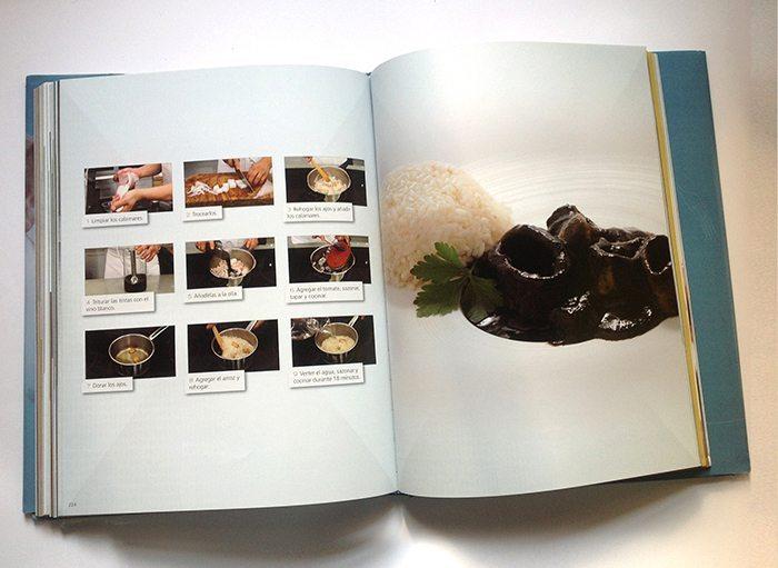 Diseño Editorial, Como en casa de Karlos Arguiñano 4