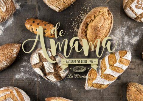 panes De Amama marca La Vitoriana