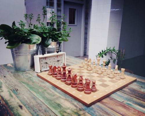 Tablero de ajedréz