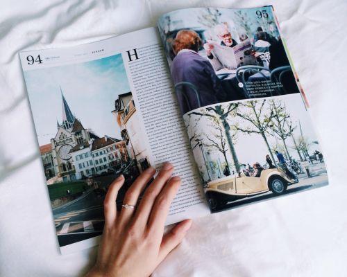 revista portafolio Burman