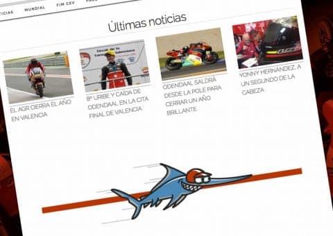 Diseño web, AGR team, Últimas Noticias