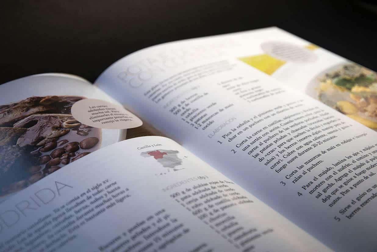 A mi manera, Karlos Arguiñano, diseño editorial pagina 9