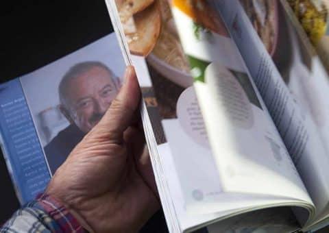 A mi manera, Karlos Arguiñano, diseño editorial pagina 4