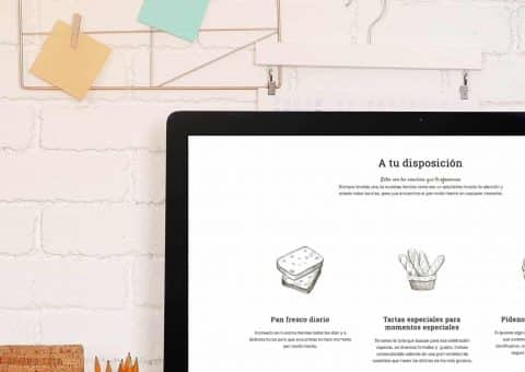 Diseño web - Página implementada para La Vitoriana Gasteiz - Burman agencia de Comunicación y Marketing