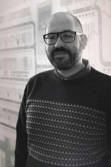 Raúl Gazapo - Diseñador Gráfico