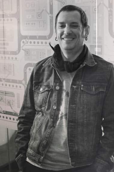 Zigor Urrutia - Director de Arte, diseñador gráfico y diseñador web en Burman agencia de comunicación y publicidad