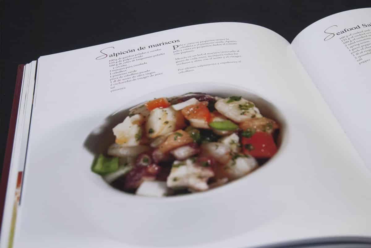 Diseño Gráfico y editorial del Libro 101 Tapas Los imprescindibles de la cocina española de Arzak 03