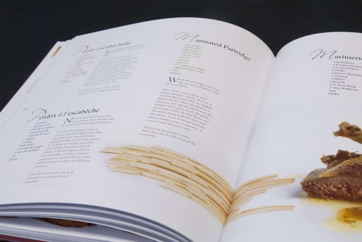 Diseño Gráfico y editorial del Libro 101 Tapas Los imprescindibles de la cocina española de Arzak 06