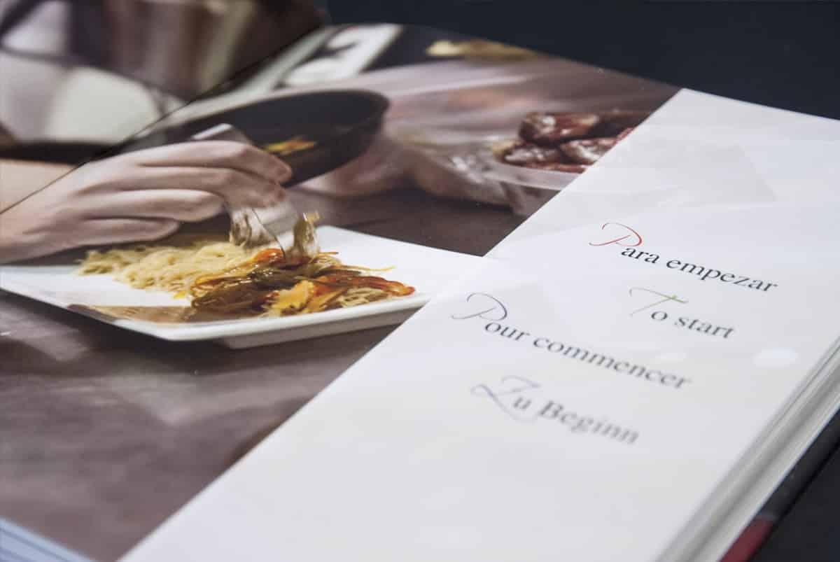 Diseño Gráfico y editorial del Libro 101 Tapas Los imprescindibles de la cocina española de Arzak 02