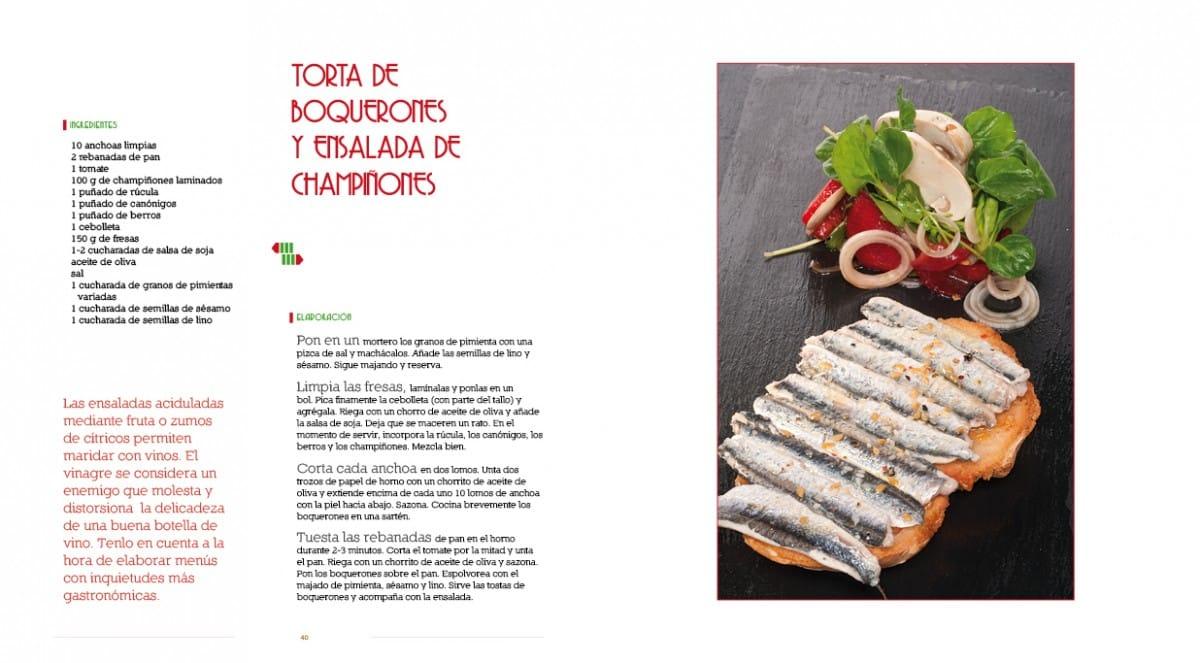 Diseño Gráfico y editorial del Libro Las recetas de Isma Prados 02