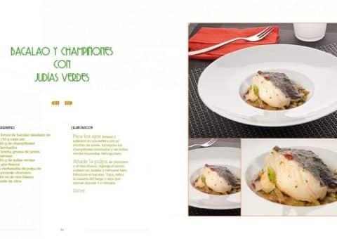 Diseño Gráfico y editorial del Libro Las recetas de Isma Prados 04