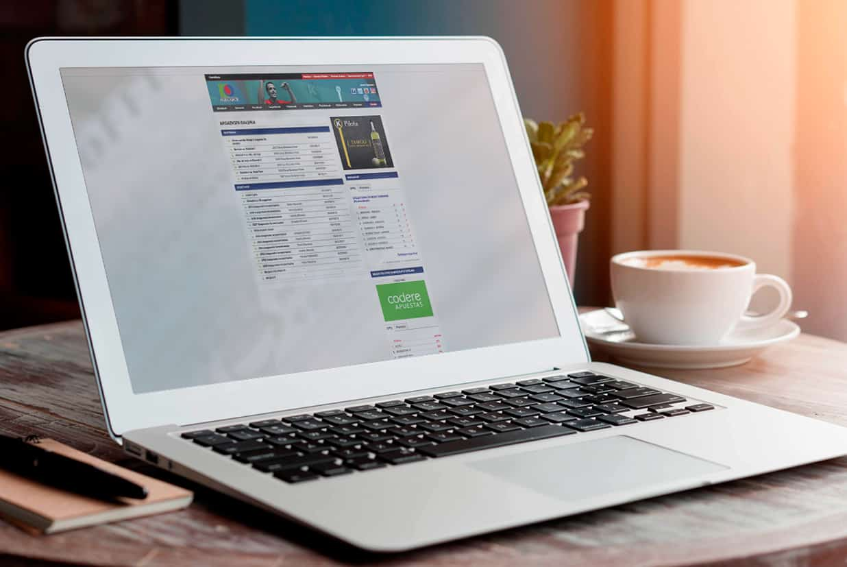 Diseño web de la página ASEGARCE detalle galería de fotos.