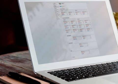 Diseño web de la página Sweifcoop detalle resultados.