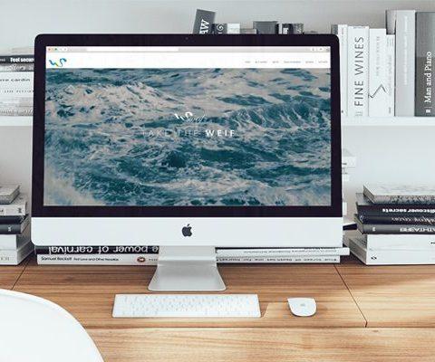 Diseño web de la página Sweifcoop imagen destcada.