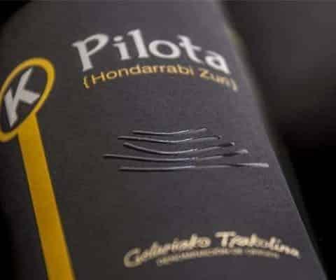 Diseño Gráfico Etiqueta y packaging k Pilota