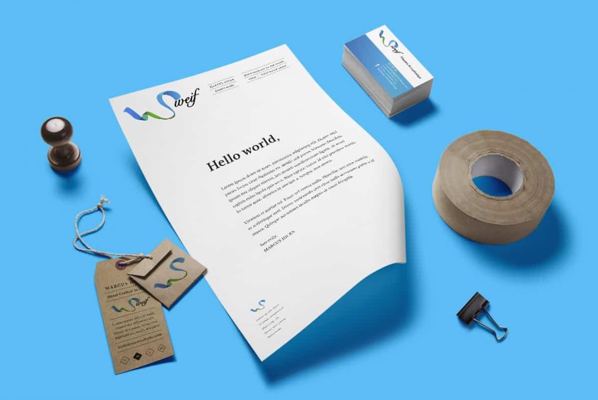 logotipo-branding-weif-papelería