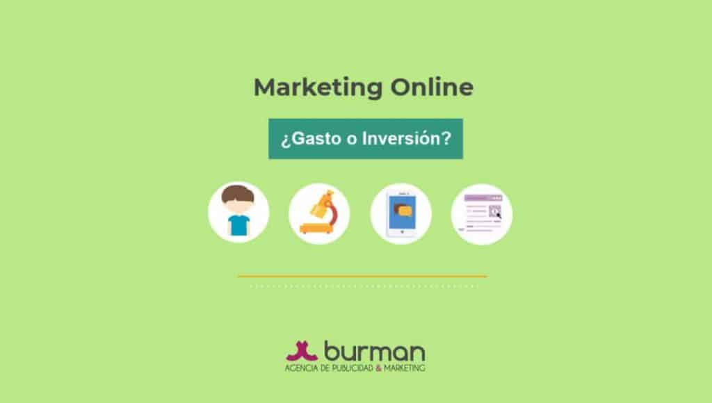 Marketing-Online-gasto-o-inversion