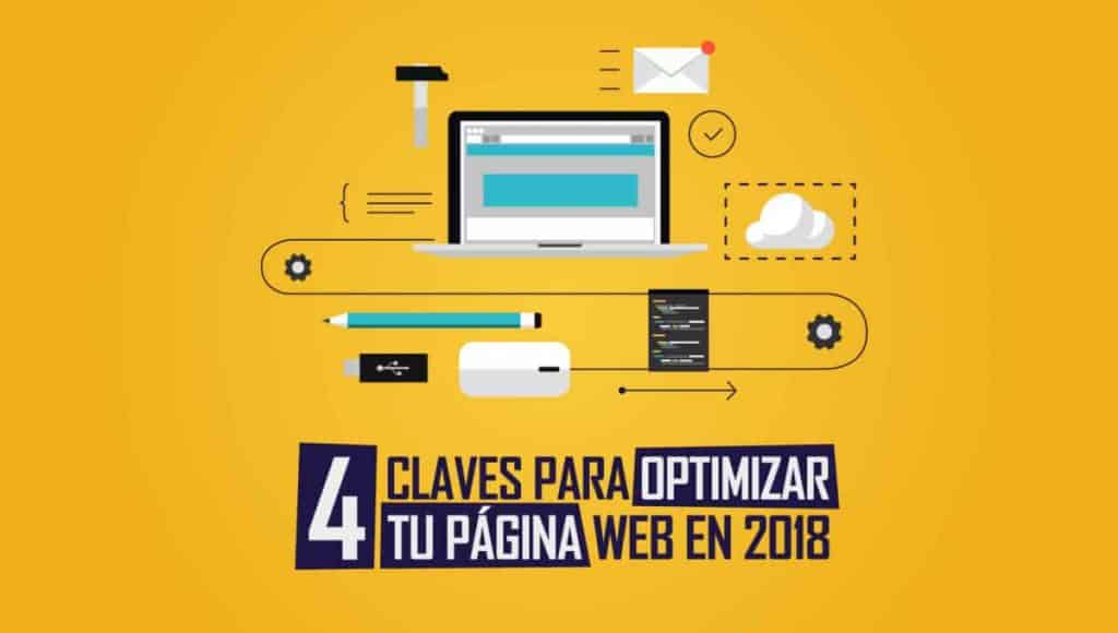 claves para optimizar tu página web