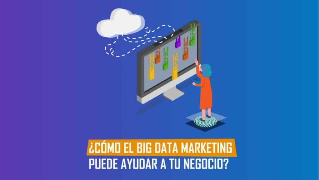 ¿Cómo el Big Data Marketing puede ayudar a tu negocio?