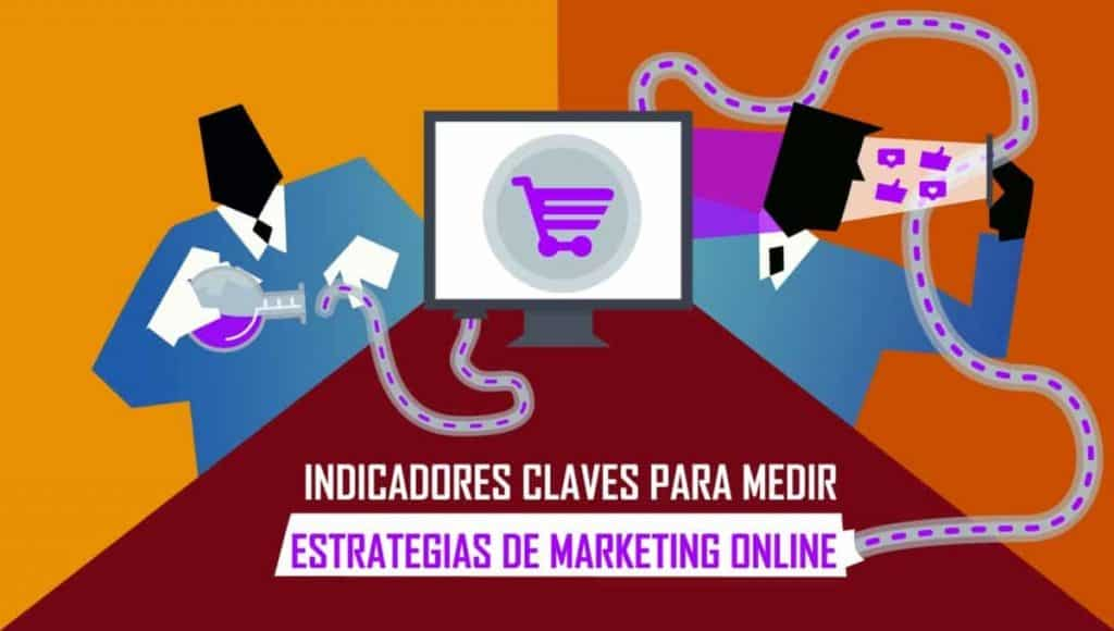 Indicadores claves para medir estrategias de marketing online