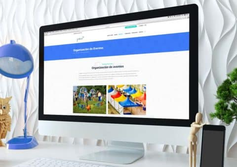 Desarrollo web jostari-organizacion-eventos