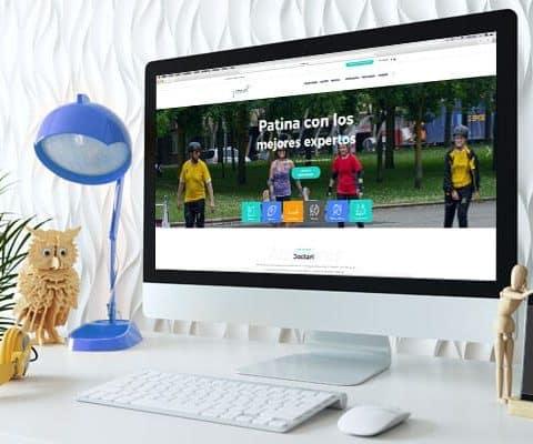 Desarrollo web y diseño web Jostari - Home