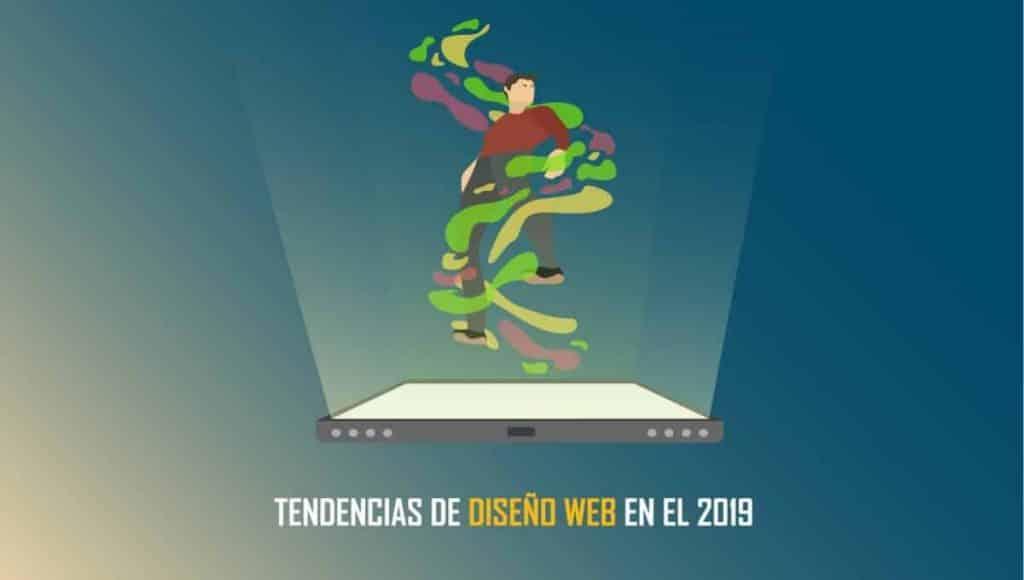 Tendencias de diseño web en el 2019
