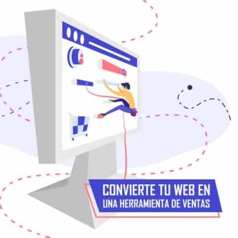 tu página web como herramienta de ventas