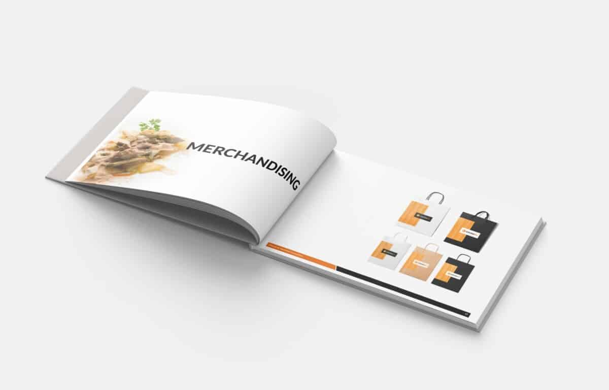 Diseño y desarrollo del branding merchandaising-marca-logo-cocinatis
