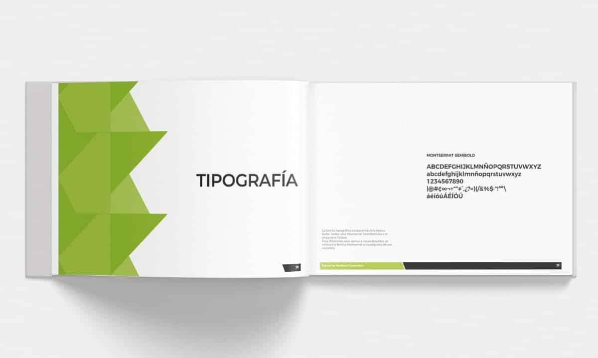 Tipografía Baiko - Diseño de marca
