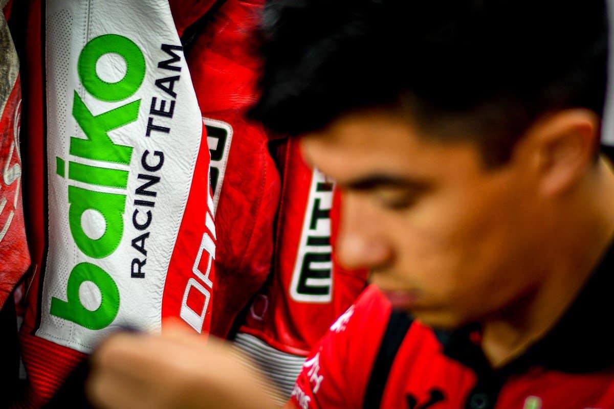 Baiko Racing Team Logo 06