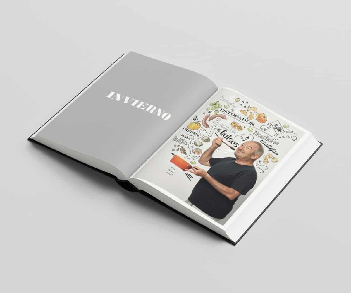 Imágenes interiores diseño editorial